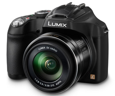 Panasonic DMC-FZ70