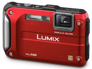 Panasonic Lumix TS3