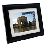 Pandigital 8-inch Digital Photo Frame with PanTouch
