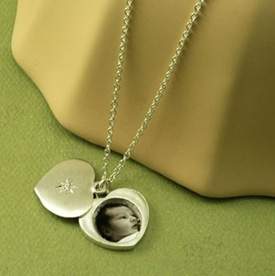PlanetJill photo locket N51