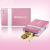 Polaroid PoGo Instant Mobile Printer in pink