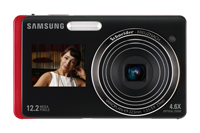 Samsung DualView self-portrait