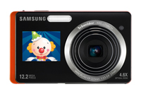 Samsung DualView with silly video