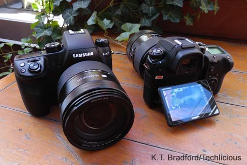 Samsung's NX1 Mirrorless Camera