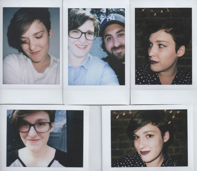 Instax Mini 70 Instant Camera Selfie Test
