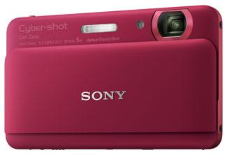 Sony Cyber-shot DSC-TX55 front