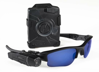 TASER Axon Officer-mounted Camera