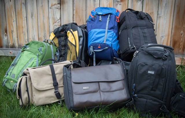 Techlicious Picks: The Best Camera Bags