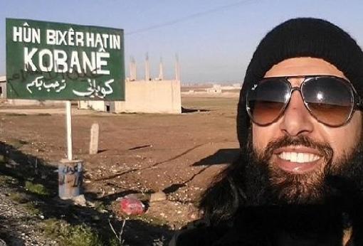 Terrorist selfie