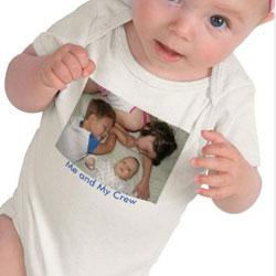 Zazzle baby onesie