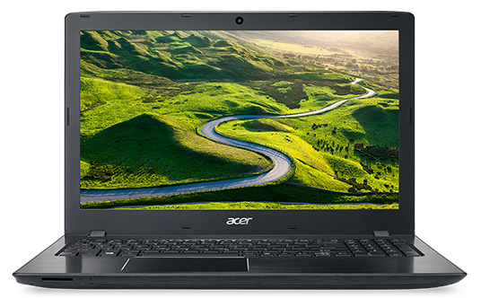Best Big-Screen Laptop: Acer Aspire E 15