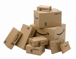 Image result for amazon delivery package