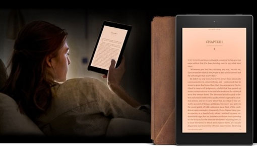 Amazon Fire HD 8 Reader's Edition is a great bargain for readers.