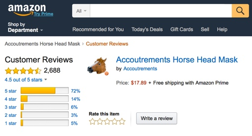b97264f015 Amazon Improves its 5-Star Review Ratings - Techlicious