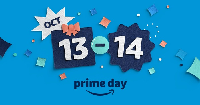 Amazon Prime Day Starts October 13, Some Deals Available Now