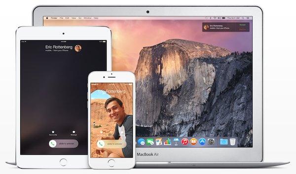 Apple Continuity