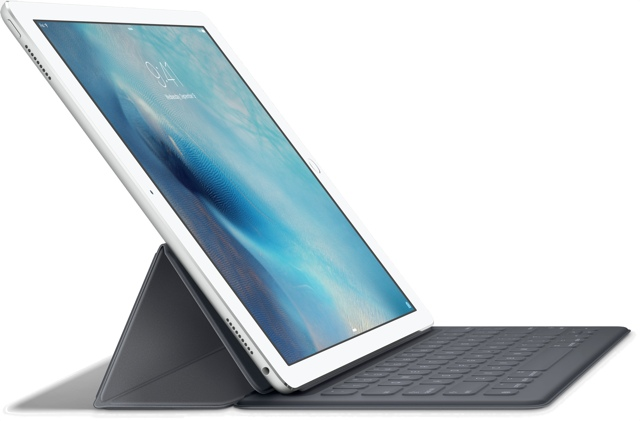 iPad Pro with Smart Cover