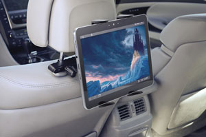 Arkon Tablet Headrest Mount