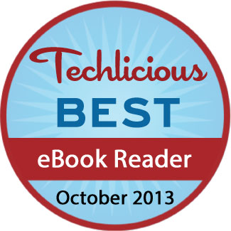 Techlicious Best eBook Reader