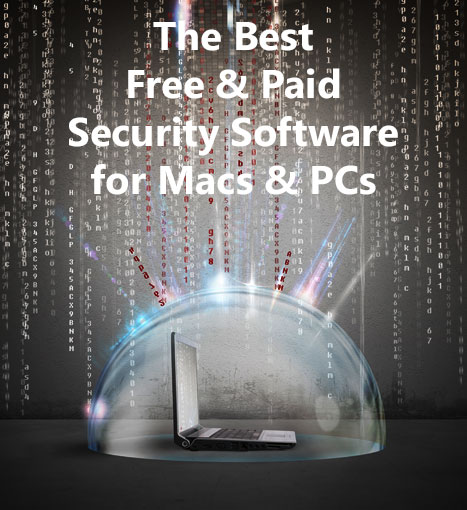 The best free and paid security software for Macs and PCs