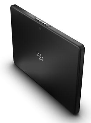 BlackBerry PlayBook top