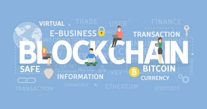 If Youve Been Hearing About The Blockchain Its Likely To Have In Conjunction With Bitcoin Volatile Virtual Currency That Recently Spiked