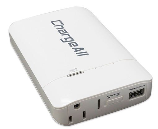 ChargeAll Portable Wall Outlet