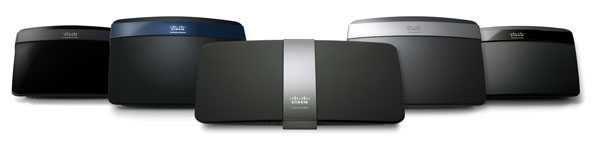 Cisco Linksys E-series routers 2011