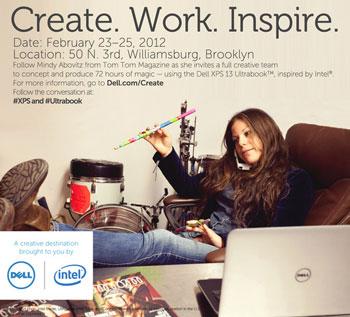 Create.Work.Inspire invite