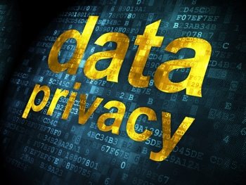 Data privacy concept image