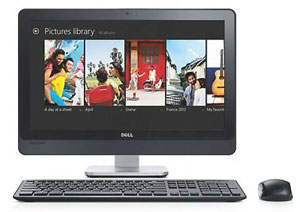 Dell Inspiron One 23-inch Touch