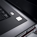 Dell Latitude Z power buttons
