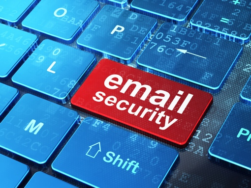 Email Security concept image