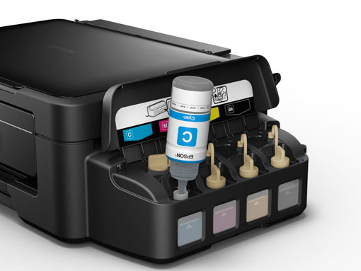 Epson Ecotank Printers Keep You In Ink For 2 Years