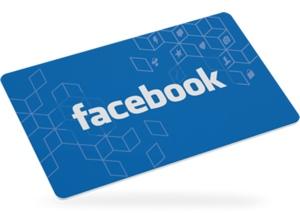 Facebook Gift Card