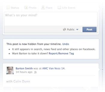 Facebook hidden education
