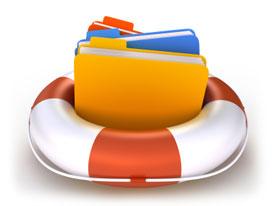 folders in life buoy