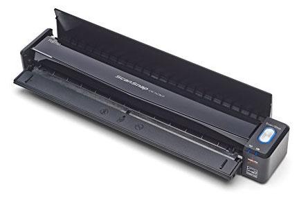 Fujitsu ScanSnap iX100 portable Bluetooth scanner