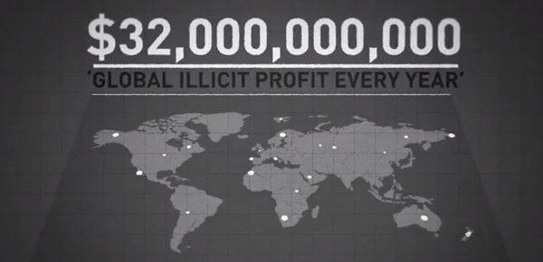 Global Human Trafficking Network