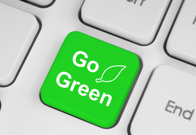 Go Green keyboard