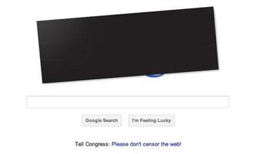 Google stop SOPA