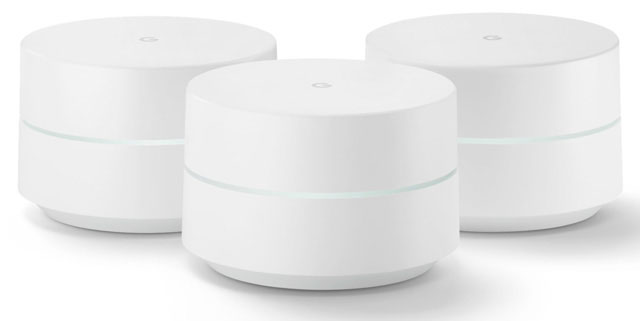 Best for easiest setup: Google Wifi