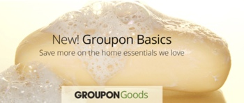 Groupon Basics splash