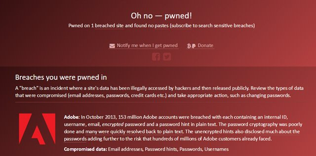 How to Check If Your Accounts Have Been Hacked