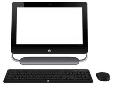 HP Envy 20-d010t TouchSmart