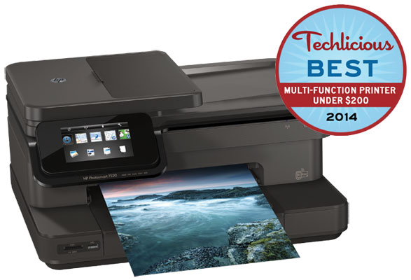 The best multifunction printer under 200 techlicious - Best document scanner for home office ...