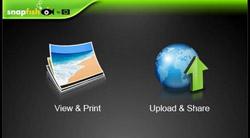Snapfish printer app