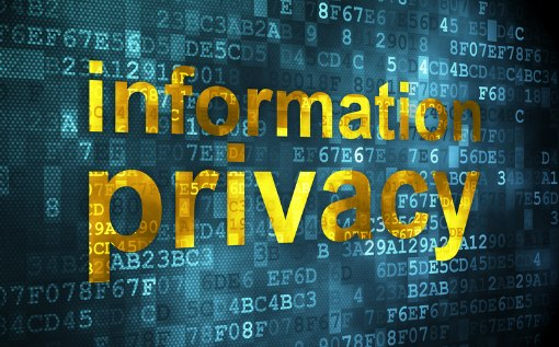 Information Privacy concept image