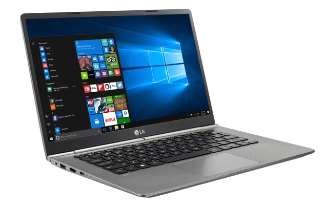 A Laptop That Has It All: LG Gram laptop