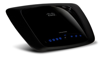Linksys E1000 router